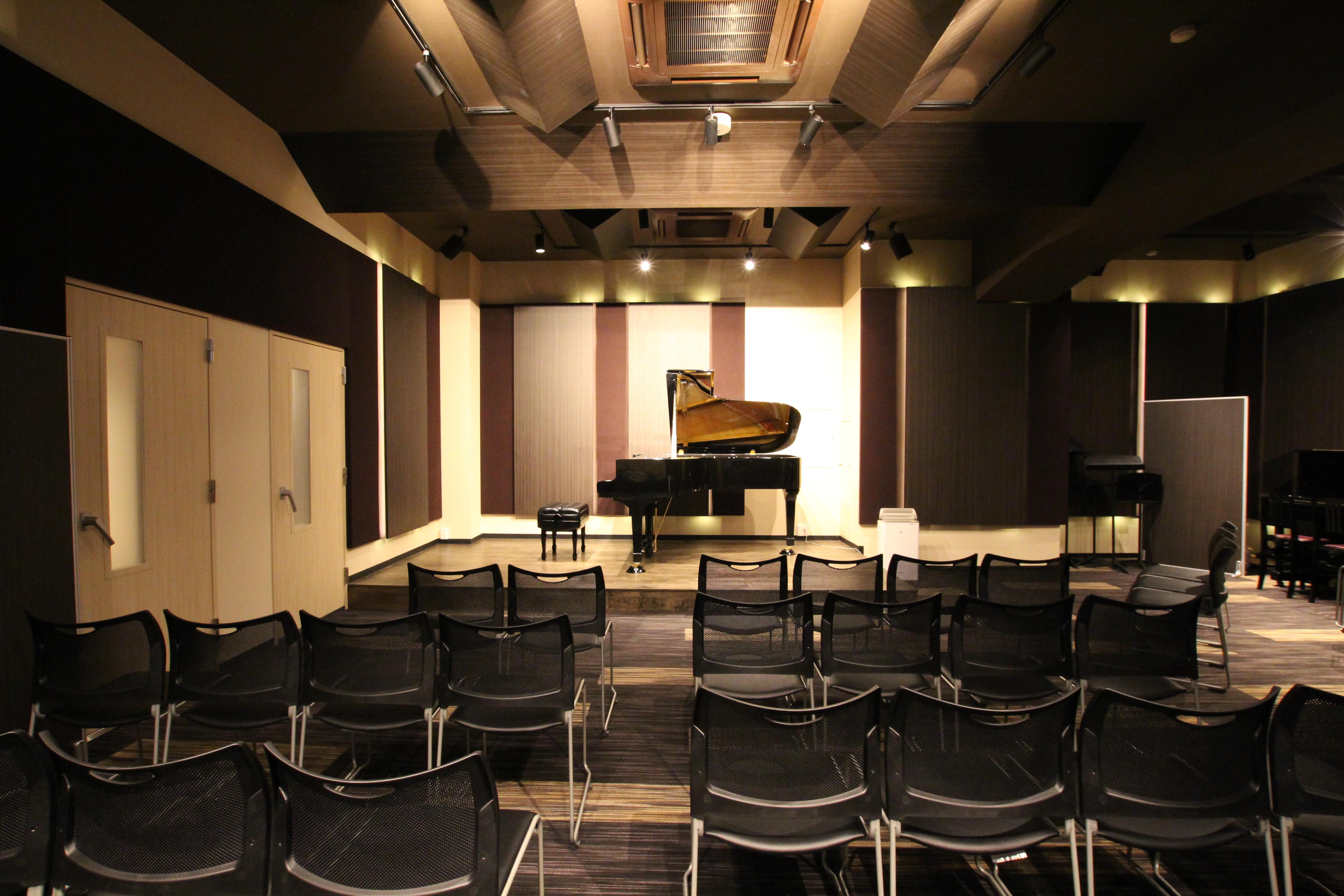 音楽ホールの写真